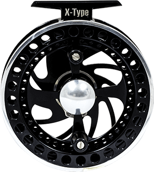 X-TYPE REEL CENTRE PIN